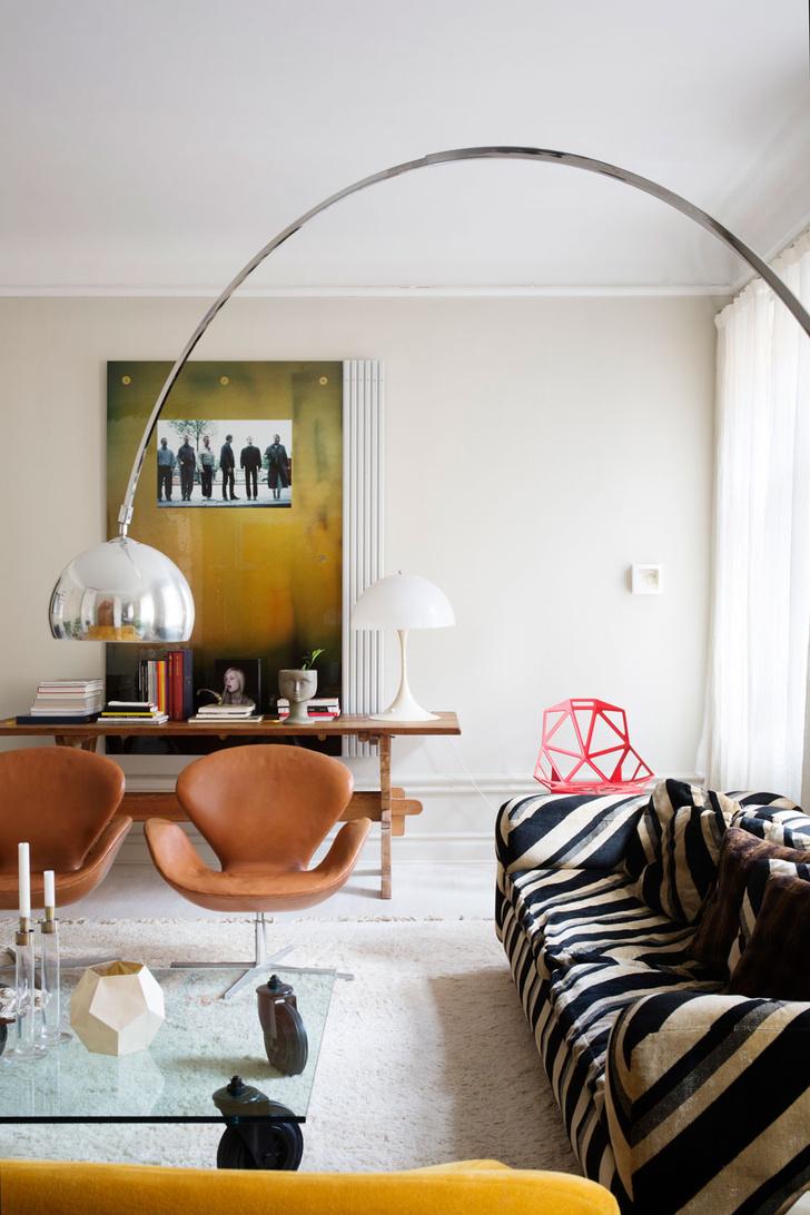 Дом для творческой пары в Стокгольме (фото 4)