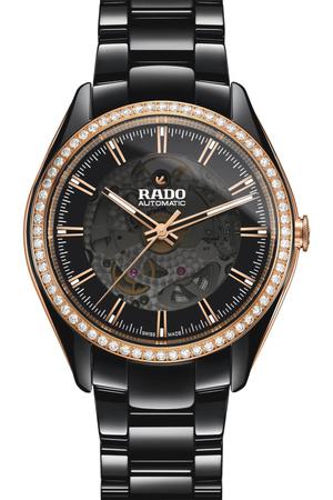 Юлия Пересильд примерила новые часы Rado HyperChrome Diamonds (фото 2.2)