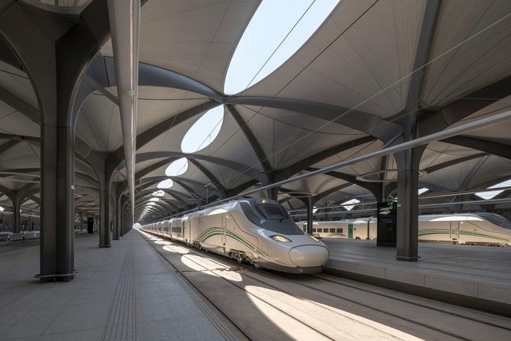 Станционный смотритель: проект Нормана Фостера в Саудовской Аравии (фото 3)