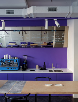 Projector coffee: кафе-лекторий в Москве (фото 3.2)