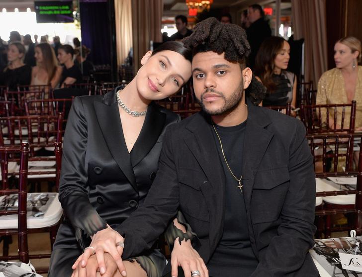Белла Хадид не уверена в искренности чувств The Weeknd (фото 3)