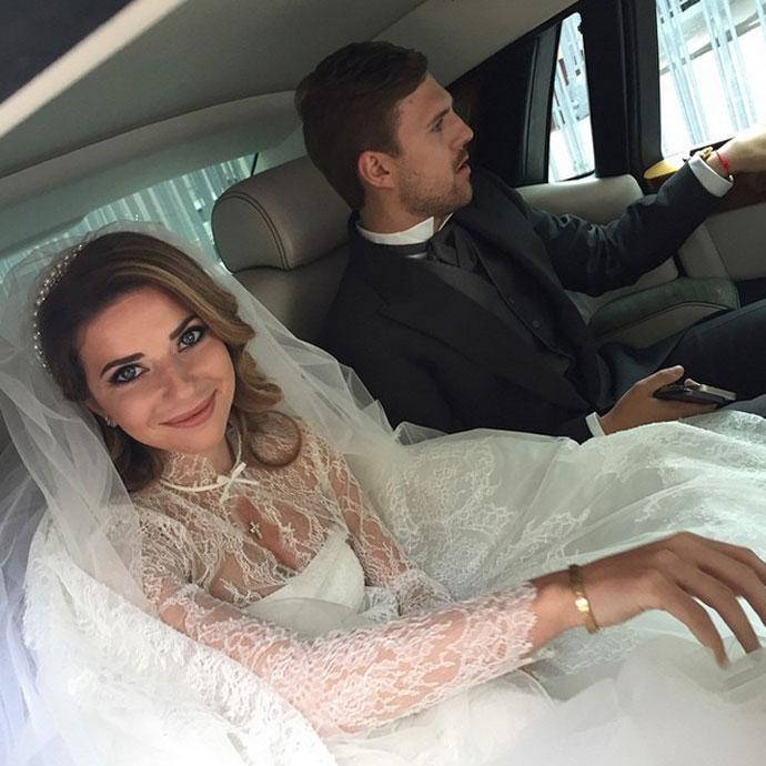 Транссексуалки свадьба видео