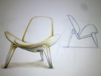 Стул Shell CH07Z: переосмысление от Zaha Hadid Architects (фото 8.2)