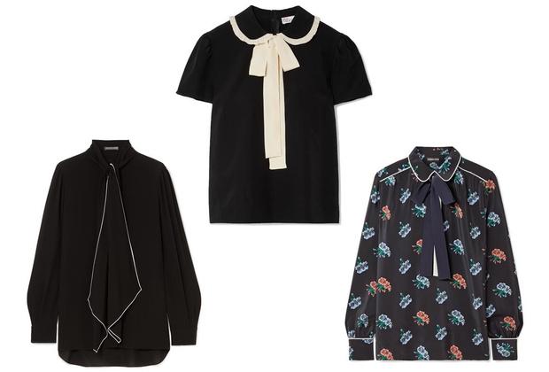 15 женских блузок, которые будут в моде этой весной (фото 16)