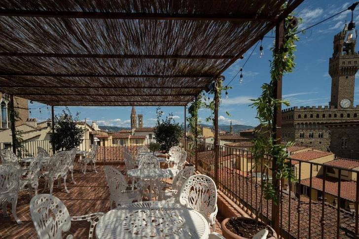 Бутик-отель в старинном палаццо во Флоренции (фото 15)