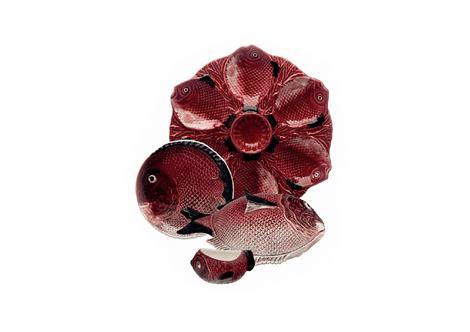 Хороший улов: керамика португальской марки Bordallo Pinheiro   галерея [1] фото [3]