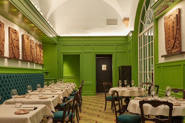 Модный дом GUCCI открыл ресторан во Флоренции (фото 2)
