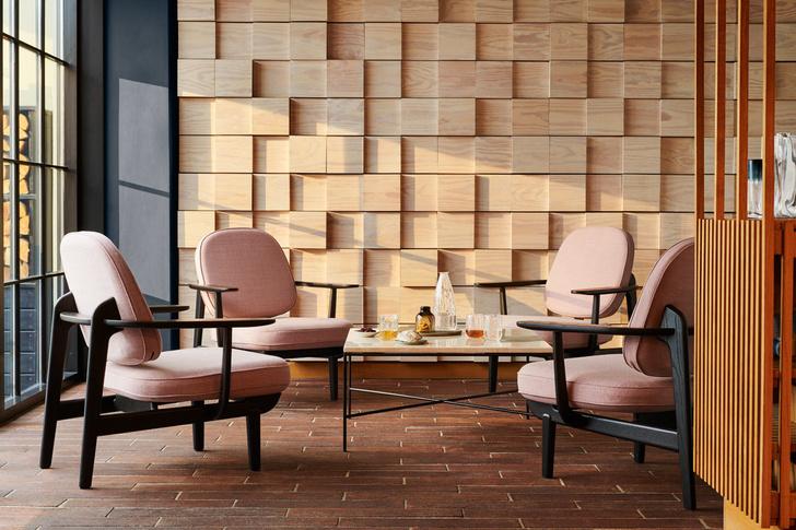 Кресло JH97 по дизайну Хайме Айона (фото 6)