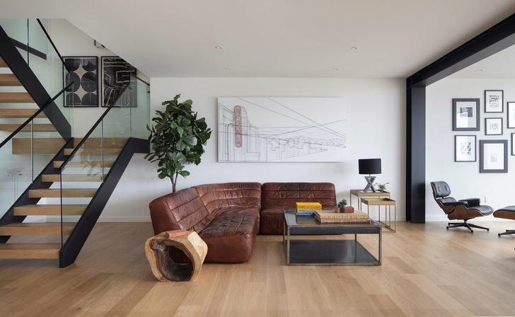 Дом для большой семьи в Сан-Франциско (фото 11)