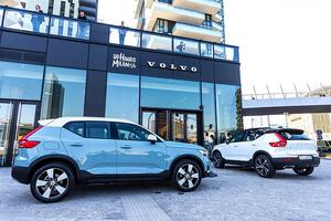 Автомобиль как айфон: новая концепция пользования машиной от Volvo фото [14]