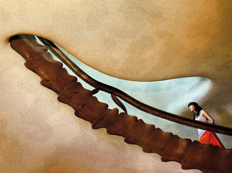 Топ-10: самые необычные дизайнерские лестницы | галерея [10] фото [1]
