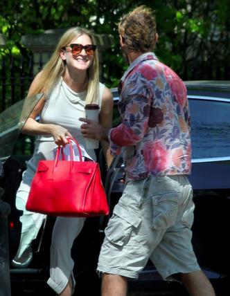 В ожидании чуда: Джуд Лоу и беременная Филиппа Коэн в Лондоне (фото 2.1)