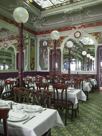 Bouillon Julien: новая жизнь парижской брассери начала XX века (фото 10.1)