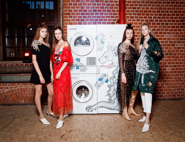 Модная прачечная: коллаборация ASKO x Alena Akhmadullina (фото 4)