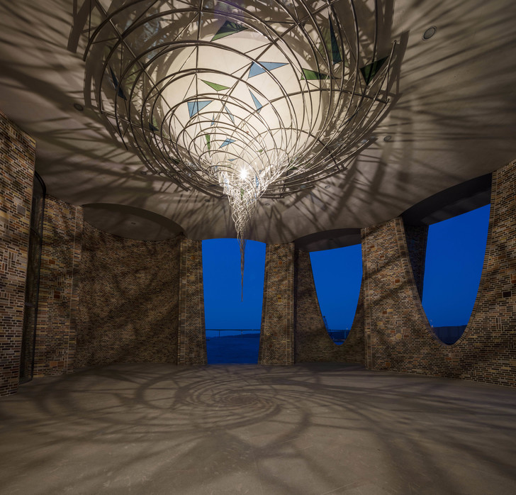 Первый архитектурный проект художника Олафура Элиассона (фото 8)