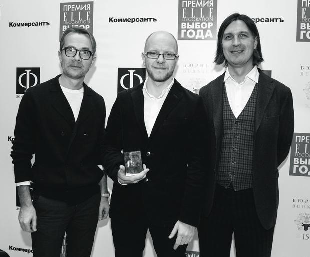 ELLE DECORATION вручил премию «Выбор года» 2016 (фото 2)