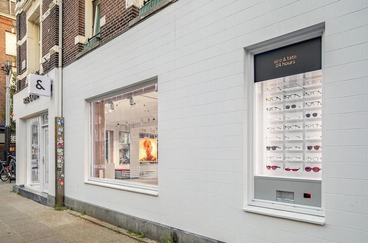 Яркая оптика: флагманский бутике Ace & Tate в Амстердаме (фото 8)