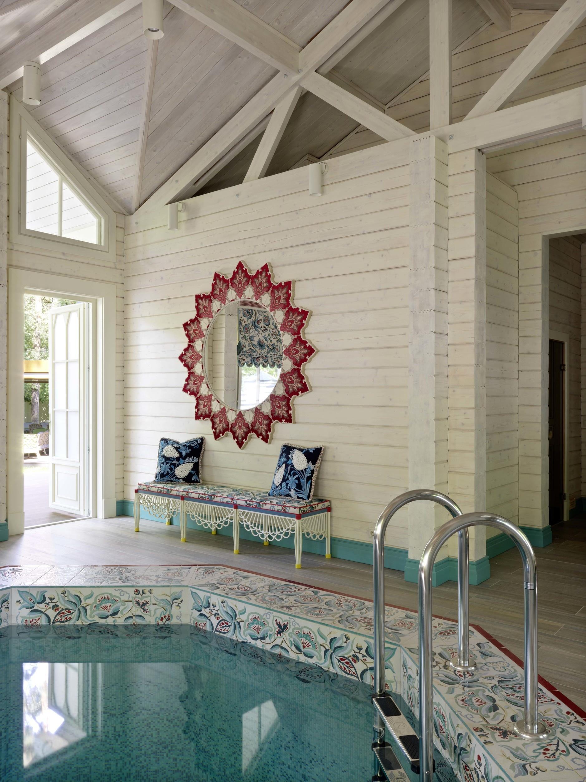 Дизайнерские бани и сауны: 15 проектов (галерея 1, фото 1)