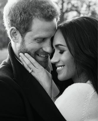В сети раскритиковали новые официальные фото принца Гарри и Меган Маркл (фото 4)