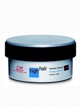 Wella глина для волос
