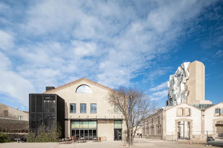 Башня LUMA по проекту Фрэнка Гери (фото 8)