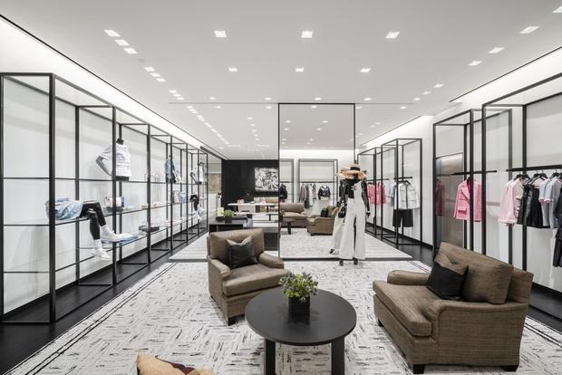 Новый флагман Chanel в Сеуле по проекту Питера Марино (фото 5)