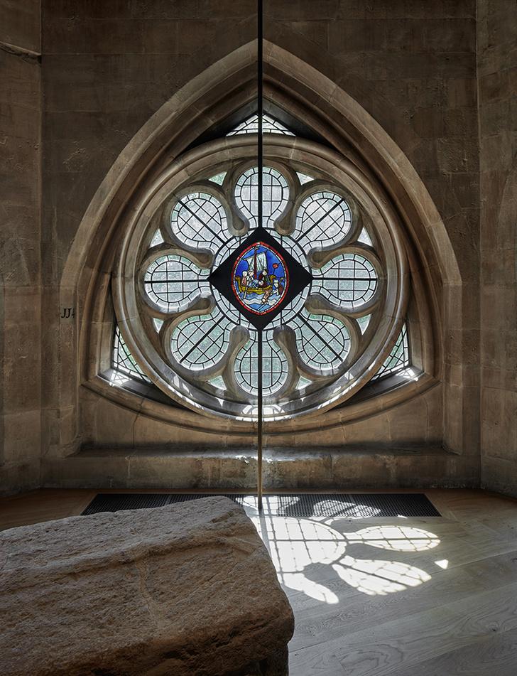 Путь к Бриллиантовой галерее: новая пристройка к Вестминстерскому аббатству (фото 12)