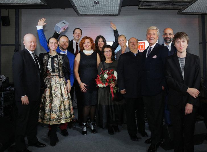 Первые призеры международной премии ELLE Decoration «Выбор года» 2014