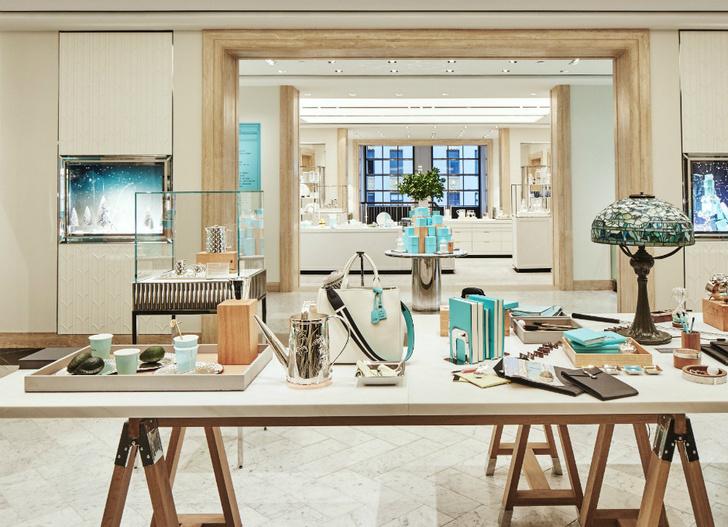 В магазине Tiffany & Co. в Нью-Йорке теперь можно позавтракать фото [5]