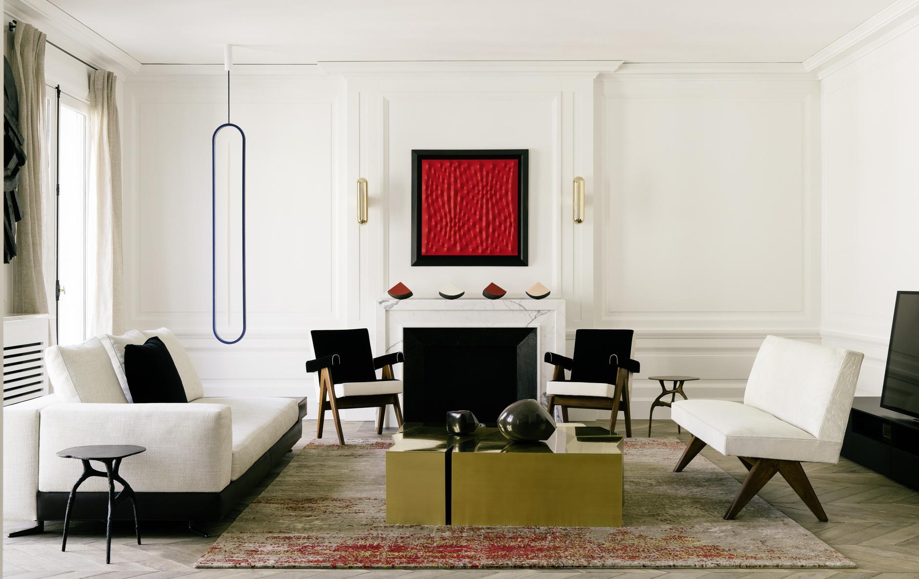 Белый цвет в интерьере: советы российских дизайнеров (галерея 17, фото 5)