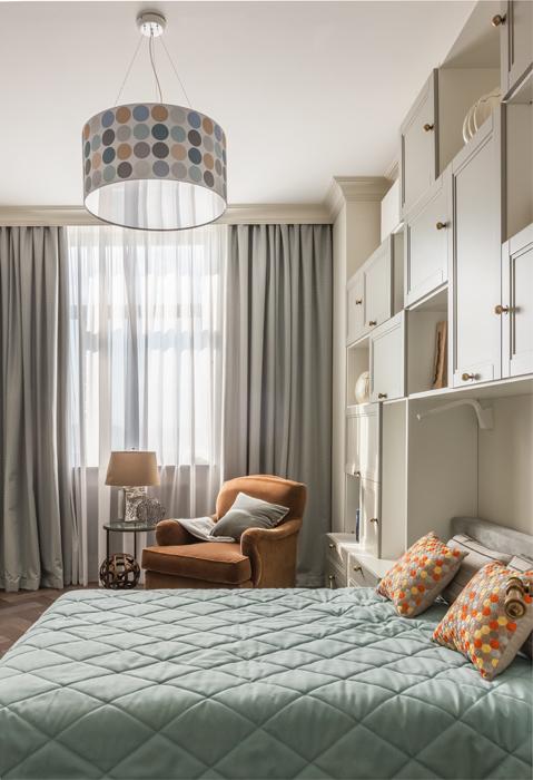 Квартира 150 м²: проект Надежды Чак (фото 25)