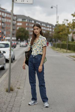 29 лучших стритстайл-образов на Неделе моды в Копенгагене (фото 10.2)
