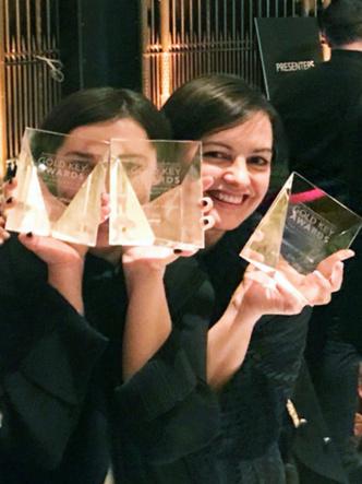 Sundukovy Sisters — Designer of the Year по версии Gold Key Awards в Нью-Йорке (фото 3.2)