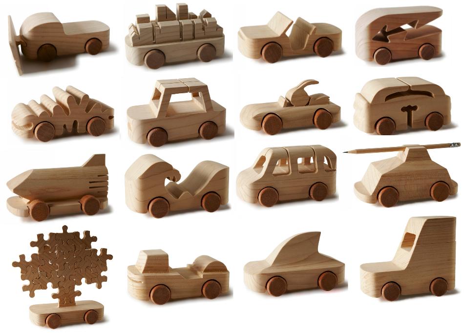 Знаменитые деревянные машинки TobeUs в Москве   галерея [1] фото [1]