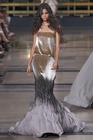 Показ Stephane Rolland коллекции сезона Осень-зима 2010-2011 года Haute couture - www.elle.ru - Подиум - фото 168031