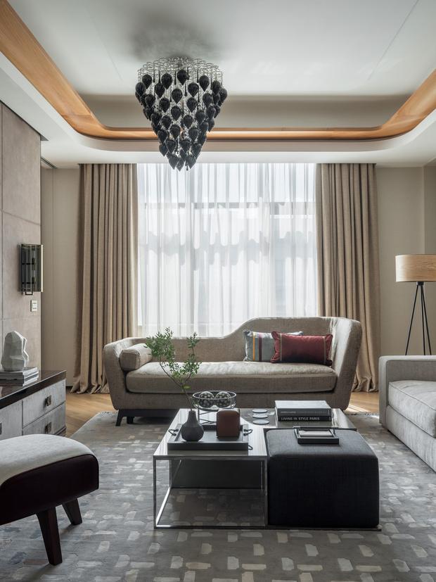 Квартира 100 м²: проект Александра Кривицкого (фото 2)