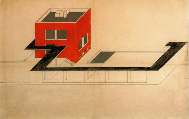 Машина для жилья: от Бруно Таута и Ле Корбюзье до наших дней (фото 7)