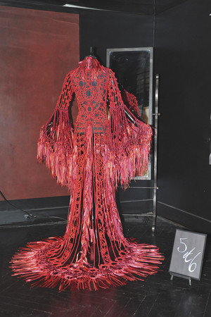 Показ Franc Sorbier коллекции сезона Осень-зима 2009-2010 года haute couture - www.elle.ru - Подиум - фото 87608