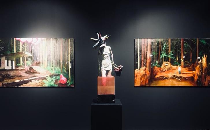 Выставка галереи «Триумф» в Санкт-Петербурге (фото 2)
