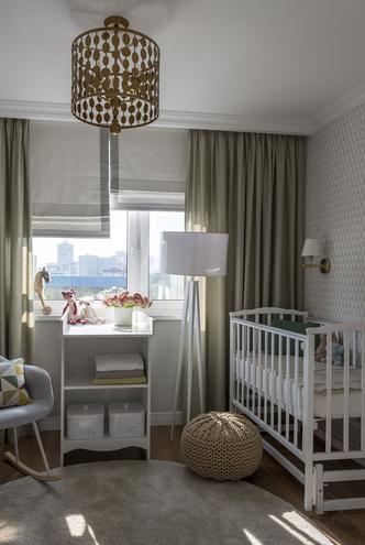 Дитя заката: фламинго и другие яркие  решения в типовой квартире 55 м² (фото 13.1)