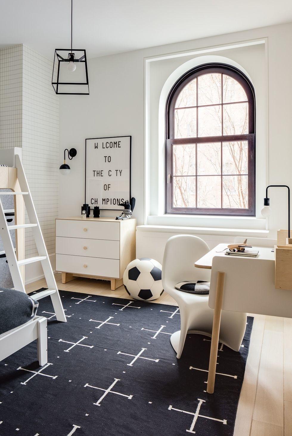 Рабочее место ребенка: 25 идей оформления (галерея 1, фото 1)