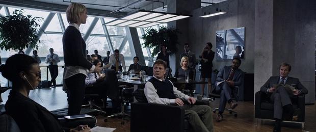 """Кинопонедельник: интерьеры из фильма """"Марсианин"""" (фото 0)"""