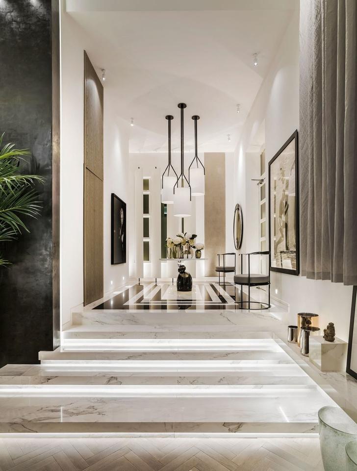 Дом дизайнера Келли Хоппен в Лондоне (фото 7)