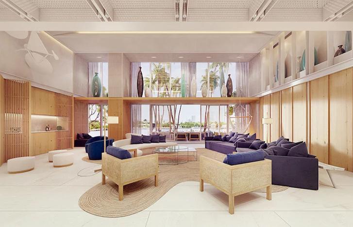 Новая резиденция Ritz-Carlton от Пьеро Лиссони во Флориде (фото 12)