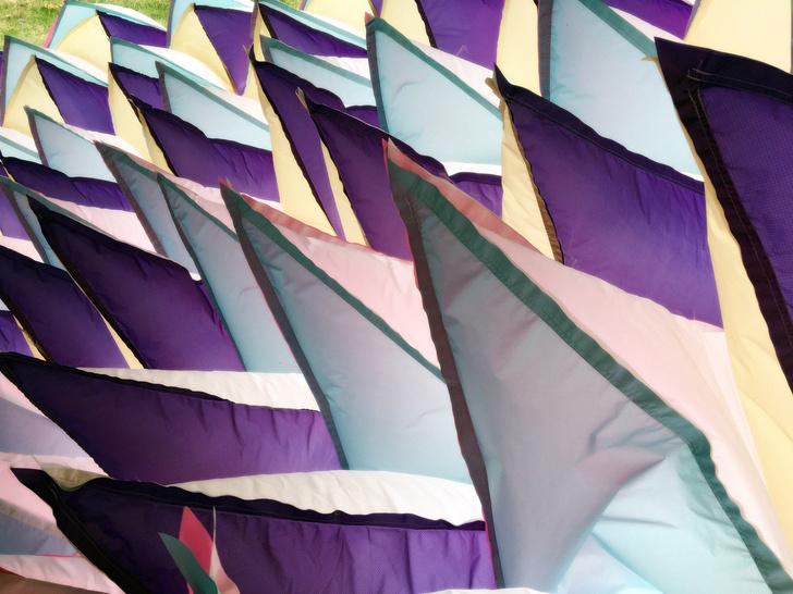 Ветряной павильон от студии Neon