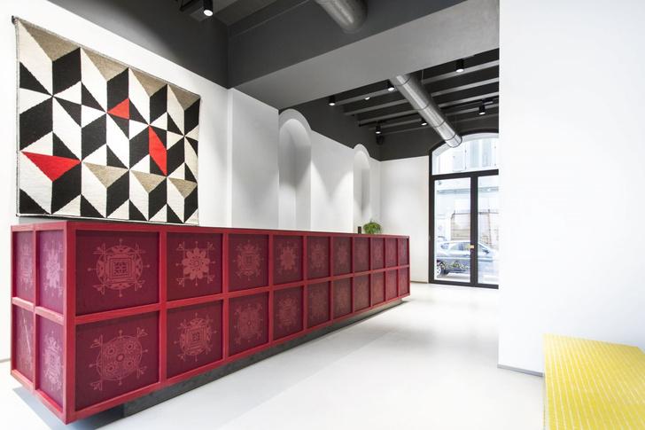 Savona 18 Suites: дизайн-отель Альдо Чибика в Милане (фото 0)