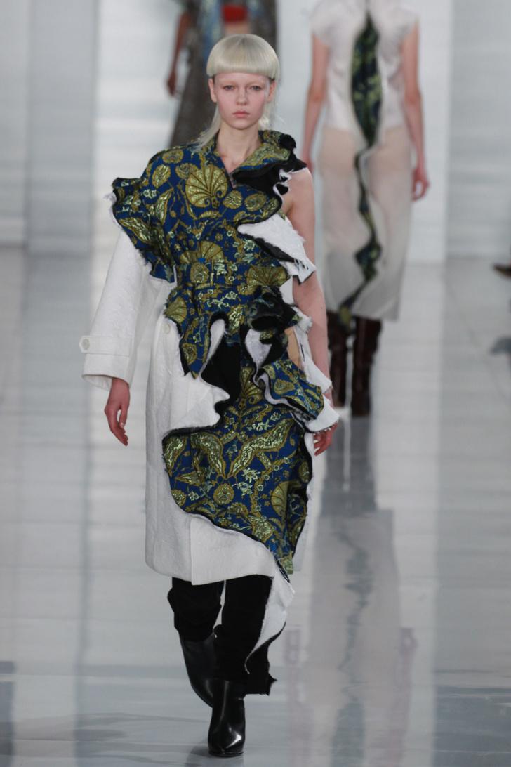 Maison Margiela Couture, весна-лето 2016