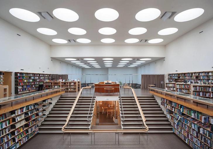 Самые потрясающие библиотеки мира (фото 9)