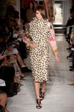 Показ Fashion East коллекции сезона Весна-лето 2013 года prêt-à-porter - www.elle.ru - Подиум - фото 427165