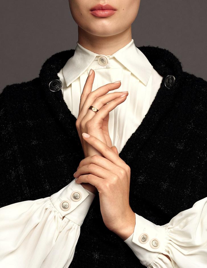 Только по любви: украшения из новой коллекции Chanel Coco Crush (фото 0)